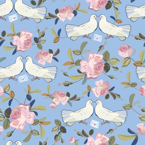 blue_vintage_rose_dove_01_seaml_stock