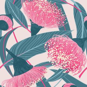 Dreamy eucalyptus