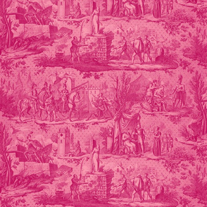Jeanne d'Arc Toile ~ Cupid on Loverly