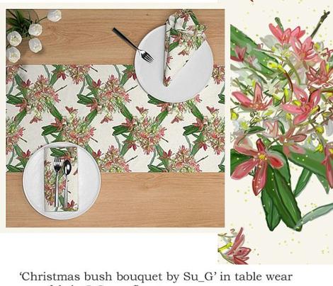 Christmas bush bouquet by Su_G_©SuSchaefer