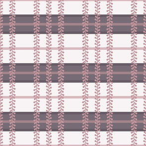 Bright Periwinkle Plaid seamless pattern background.