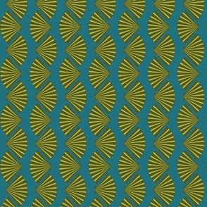 Clam Shell Stipes