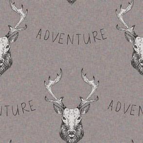 adventure deer