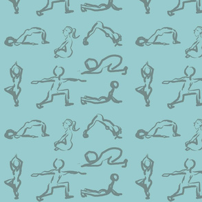 Yoga Lines - Yoga Beach
