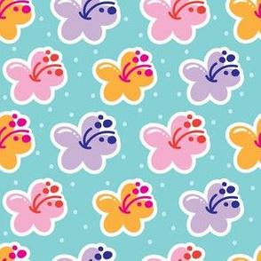 aloha hibiscus vibes