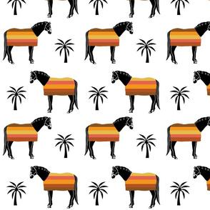 Tropical Horses