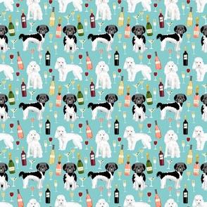 TINY - custom dog fabric