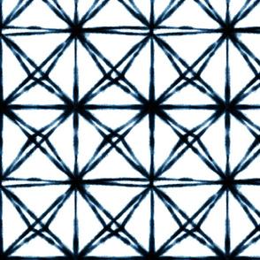 Shibori dark lines