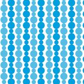 Double Bubble in Blue