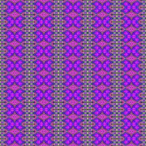 Pretty Purple Stripes
