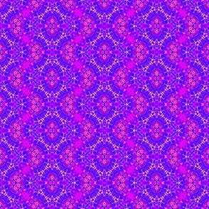 Moroccan Purple Leopard