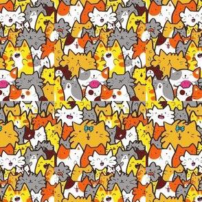 Cats Vectorize