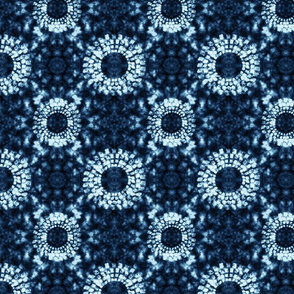 The Deep Blue Shibori