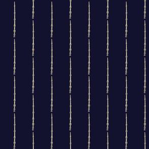 Pinstripe Wands