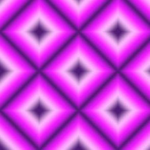 Violet shibori