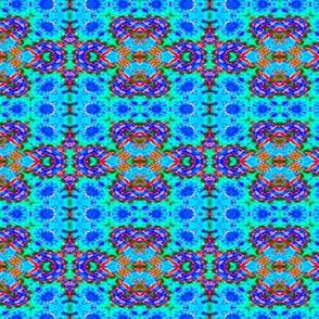 Cross Blocks & Blue Splats