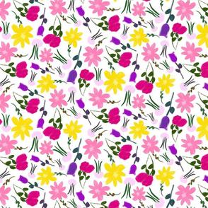Flower Festival - Medium