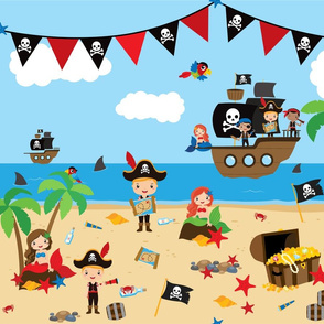 Pirate Beach