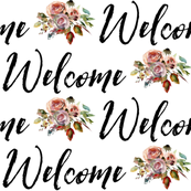 Welcome Baby Vintage Rose Bouquet