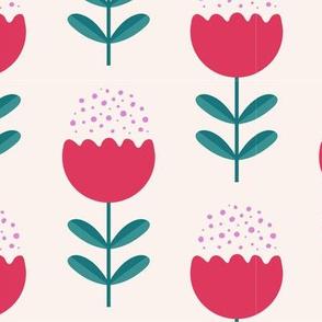 Confetti Tulips