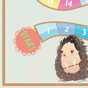 Baby Hedgehog Playmat