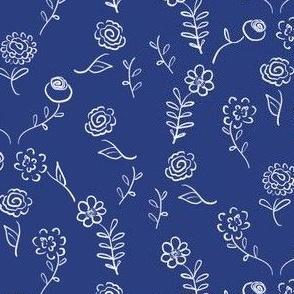 Floral Navettes - Delft