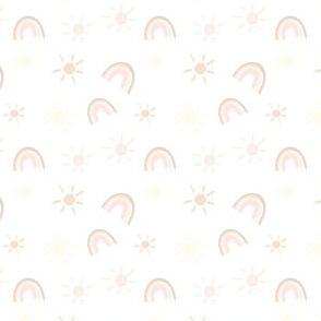 MICRO | Rainbows + Suns