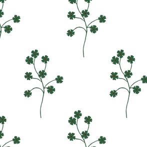 Green Posy