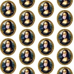 "1.5"" Mona Chewing Gum"