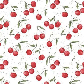 Cherries & Splotches