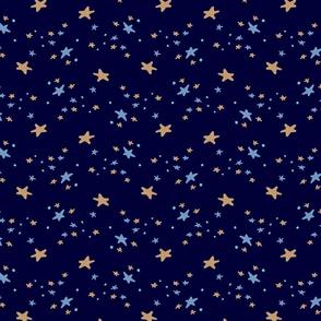 Stars textured