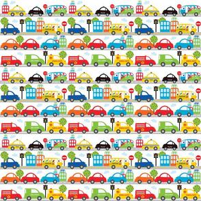 City Traffic Small