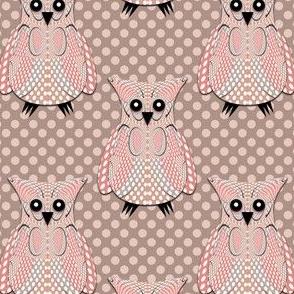 Dotty Owl