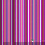 Market Bag Striped Pink