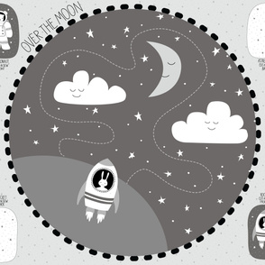 Over the Moon Playmat Set