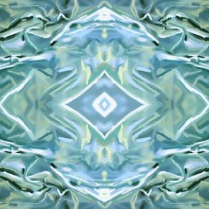 Satin Eye - Blue