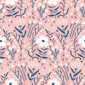 flowers | pink