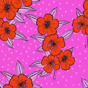 Pink Paradise (X-Large)