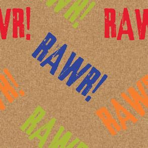 brown rawr