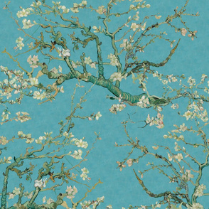 Almond Blossoms Mural ~ Van Gogh ~ Large