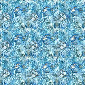 Blue Fish IV