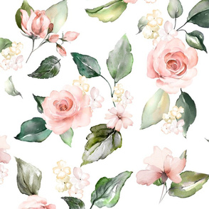 Simple Rose Garden
