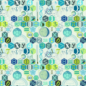 math pastel blue50