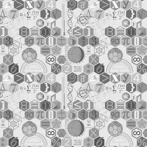 math grey 50