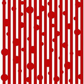 Dragons n Dots Red Dots n Stripes
