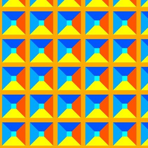 Pyramid Aerial Grid