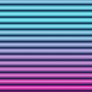 Neon stripes-Pink and blue