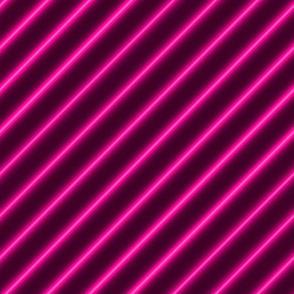 Neon diagonal stripe-Pink