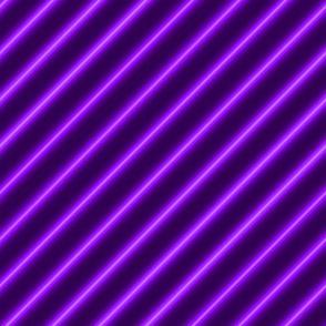 Neon diagonal stripe-Purple