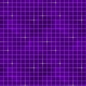 Neon grid-Purple